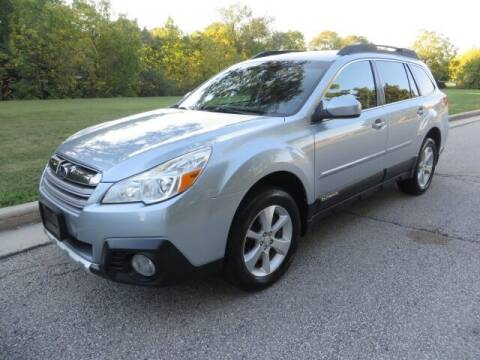 2013 Subaru Outback for sale at EZ Motorcars in West Allis WI