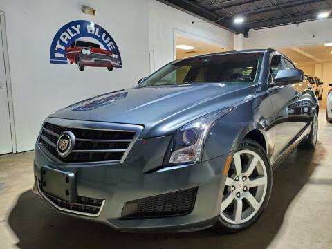 2013 Cadillac ATS for sale at Italy Blue Auto Sales llc in Miami FL