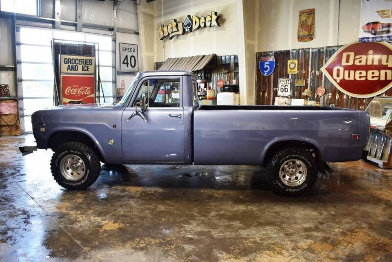 1970 International 1100D for sale at Cool Classic Rides in Redmond OR