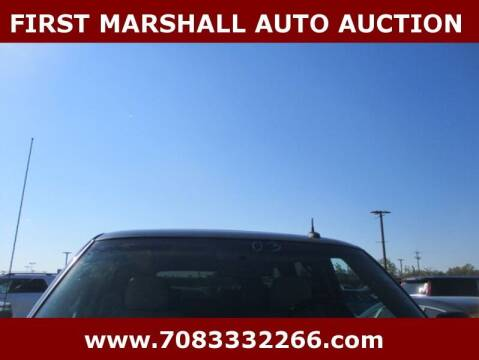 2003 Chevrolet Suburban for sale at First Marshall Auto Auction in Harvey IL
