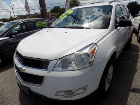 2010 Chevrolet Traverse for sale at Pro-Motion Motor Co in Lincolnton NC