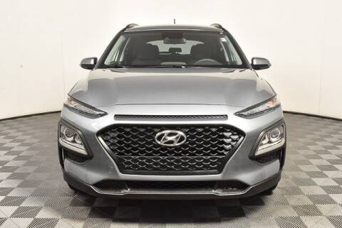 2021 Hyundai Kona for sale at Southern Auto Solutions - Georgia Car Finder - Southern Auto Solutions-Jim Ellis Hyundai in Marietta GA