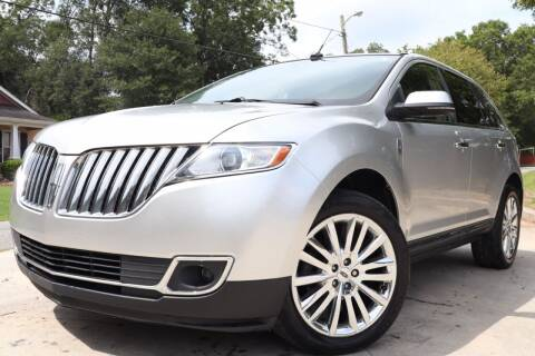2013 Lincoln MKX for sale at Cobb Luxury Cars in Marietta GA