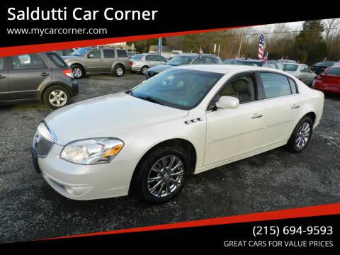 2011 Buick Lucerne for sale at Saldutti Car Corner in Gilbertsville PA