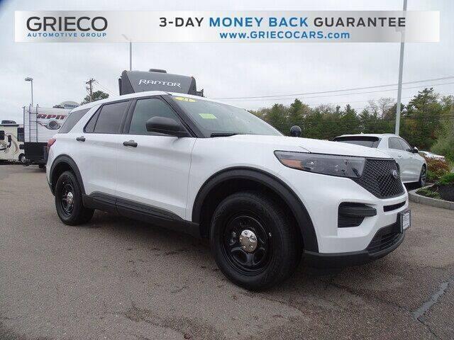 2021 Ford Explorer Hybrid for sale in Raynham, MA