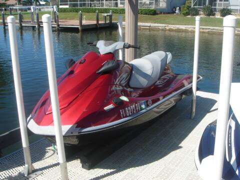 2012 Yamaha VX for sale at Second 2 None Auto Center in Naples FL