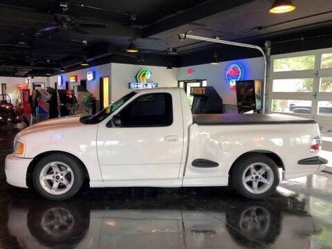 1999 Ford F-150 SVT Lightning for sale at ROSSTEN AUTO SALES in Grand Forks ND