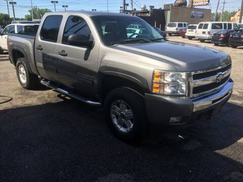 2009 Chevrolet Silverado 1500 for sale at Payless Auto Sales LLC in Cleveland OH