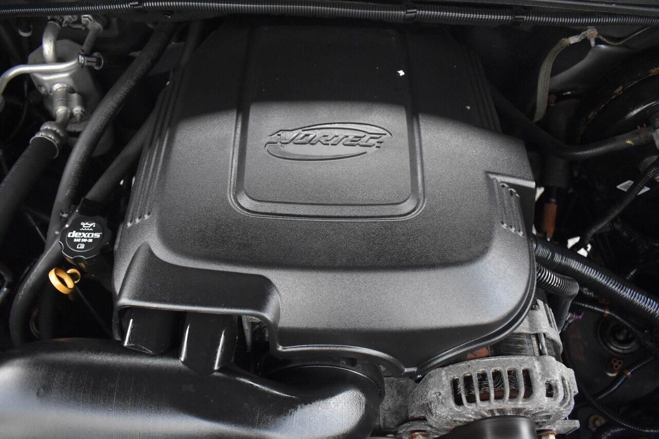 2012 Chevrolet Silverado 1500 LT 4×4 4dr Crew Cab 5.8 ft. SB full