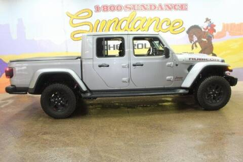 2020 Jeep Gladiator for sale at Sundance Chevrolet in Grand Ledge MI