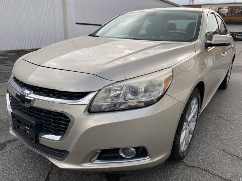 2014 Chevrolet Malibu for sale at Atlanta's Best Auto Brokers in Marietta GA