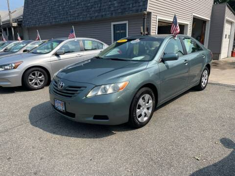 2007 Toyota Camry for sale at JK & Sons Auto Sales in Westport MA