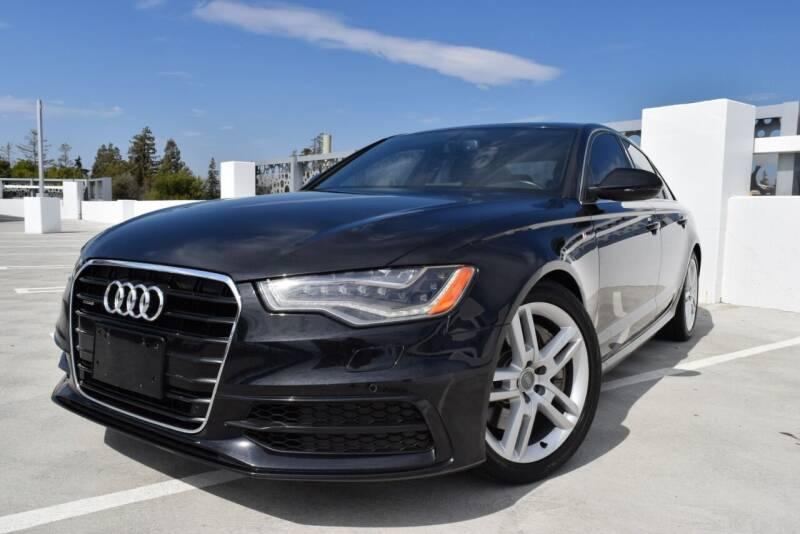 2015 Audi A6 for sale at Dino Motors in San Jose CA