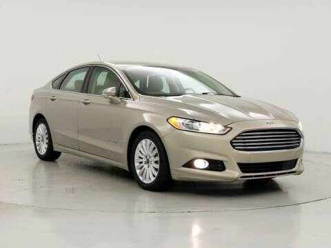 2016 Ford Fusion for sale at Econo Auto Sales Inc in Raleigh NC