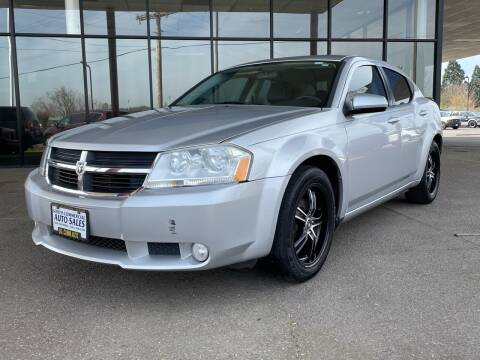 2010 Dodge Avenger for sale at South Commercial Auto Sales in Salem OR