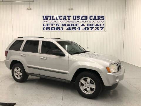 2007 Jeep Grand Cherokee for sale at Wildcat Used Cars in Somerset KY