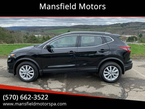 2020 Nissan Rogue Sport for sale at Mansfield Motors in Mansfield PA