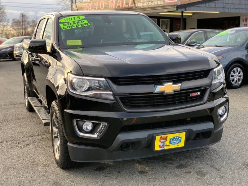 2015 Chevrolet Colorado for sale at Milford Auto Mall in Milford MA