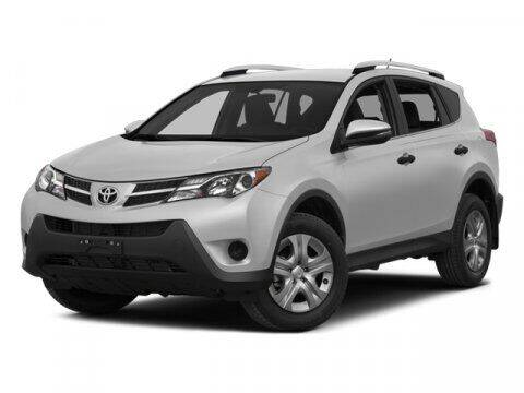 2014 Toyota RAV4 for sale at QUALITY MOTORS in Salmon ID