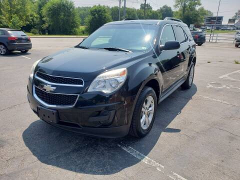 2011 Chevrolet Equinox for sale at Auto Choice in Belton MO
