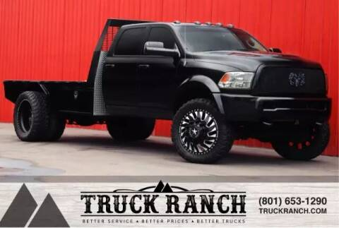 2012 RAM Ram Chassis 5500 for sale at Truck Ranch in Logan UT