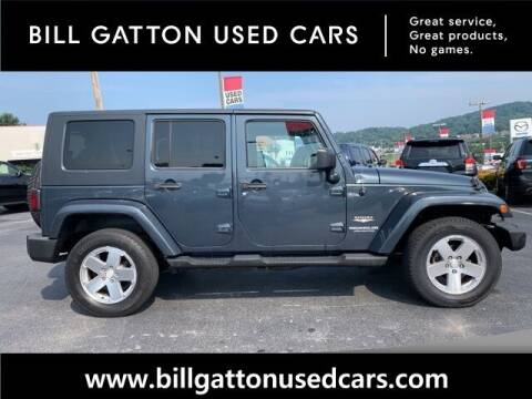 2008 Jeep Wrangler Unlimited for sale at Bill Gatton Used Cars in Johnson City TN