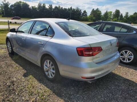 2015 Volkswagen Jetta for sale at Swan Auto in Roscoe IL