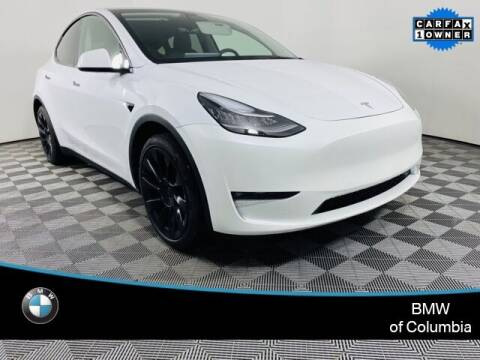 2021 Tesla Model Y for sale at Preowned of Columbia in Columbia MO