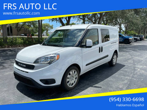 2019 RAM ProMaster City Cargo for sale at FRS AUTO LLC in West Palm Beach FL