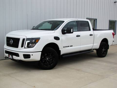 2018 Nissan Titan XD for sale at Lyman Auto in Griswold IA