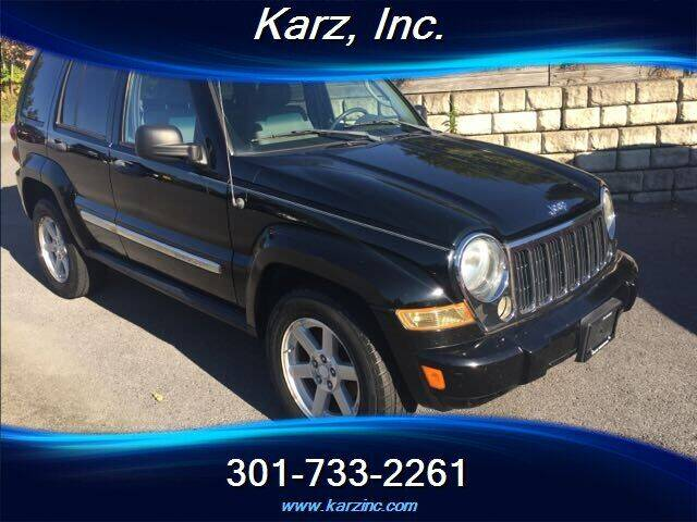 2005 Jeep Liberty for sale at Karz INC in Funkstown MD