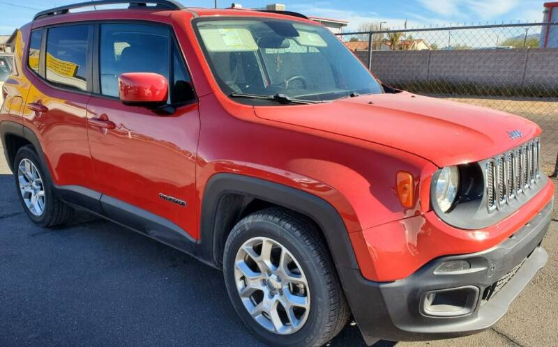 2015 Jeep Renegade for sale at AZ Auto and Equipment Sales in Mesa AZ