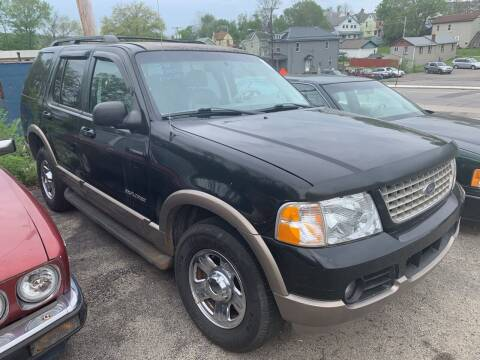 2002 Ford Explorer for sale at Trocci's Auto Sales in West Pittsburg PA