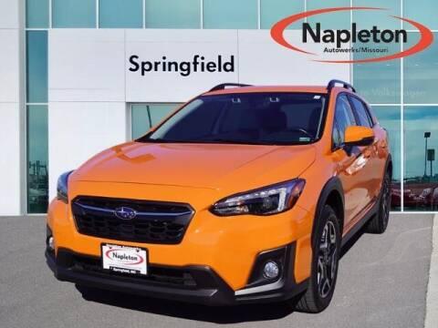2019 Subaru Crosstrek for sale at Napleton Autowerks in Springfield MO