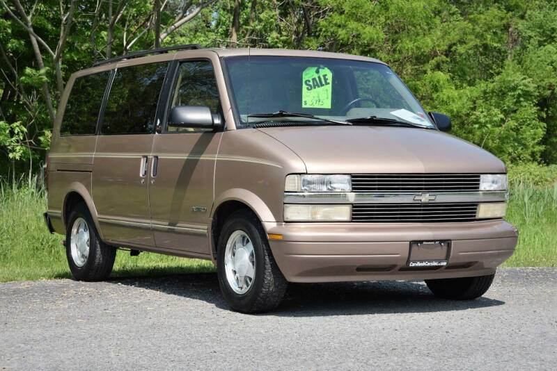 1995 Chevrolet Astro for sale at Car Wash Cars Inc in Glenmont NY