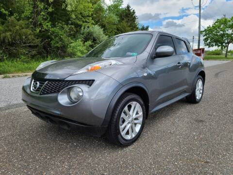 2012 Nissan JUKE for sale at Premium Auto Outlet Inc in Sewell NJ