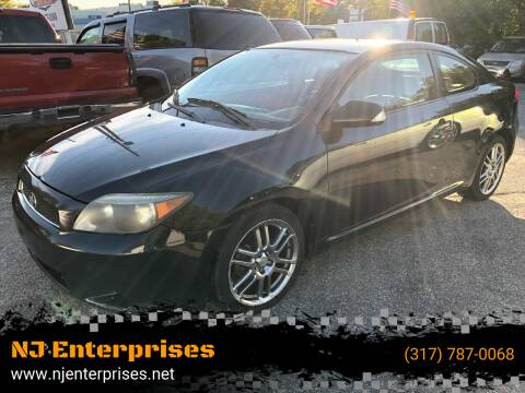 2006 Scion tC for sale at NJ Enterprises in Indianapolis IN