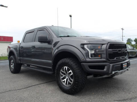 2017 Ford F-150 for sale at TAPP MOTORS INC in Owensboro KY