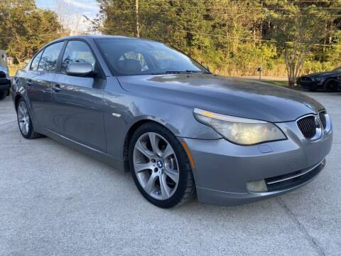 2008 BMW 5 Series for sale at Auto Class in Alabaster AL