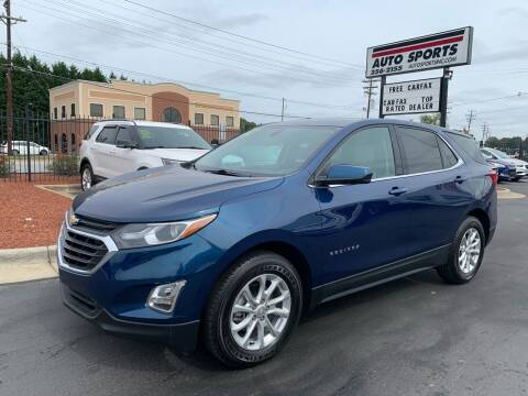 2019 Chevrolet Equinox for sale at Auto Sports in Hickory NC