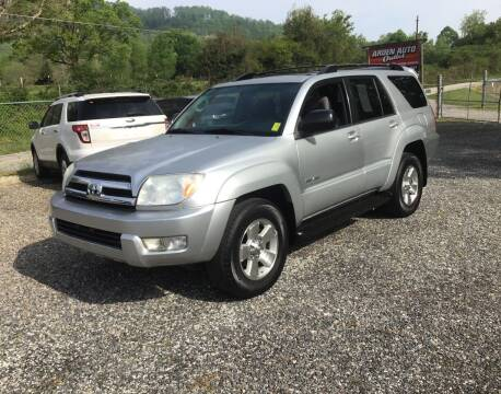 2005 Toyota 4Runner for sale at Arden Auto Outlet in Arden NC