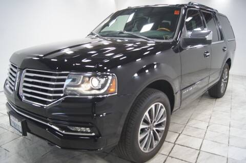 2016 Lincoln Navigator for sale at Sacramento Luxury Motors in Carmichael CA