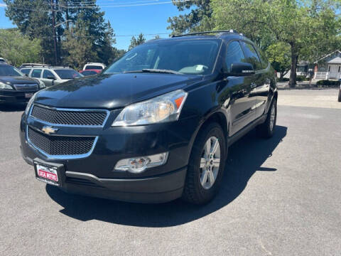 2010 Chevrolet Traverse for sale at Local Motors in Bend OR