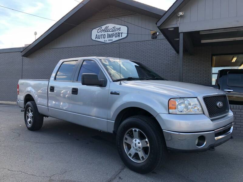 2006 Ford F-150 for sale at Collection Auto Import in Charlotte NC
