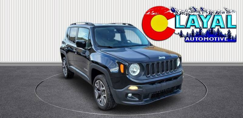 2016 Jeep Renegade for sale at Layal Automotive in Englewood CO