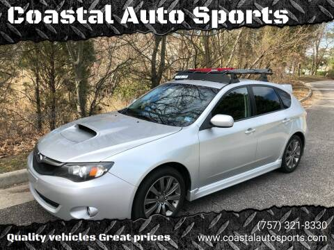 2010 Subaru Impreza for sale at Coastal Auto Sports in Chesapeake VA