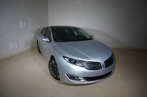 2015 Lincoln MKZ for sale at TopGear Motorcars in Grand Prairie TX