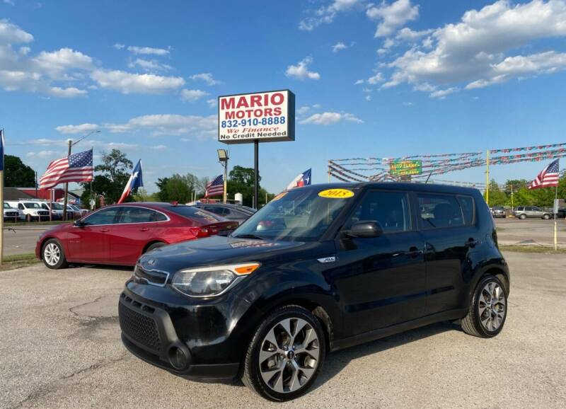 2015 Kia Soul for sale at Mario Motors in South Houston TX