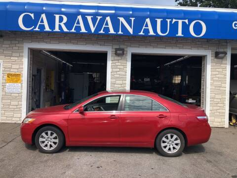 2009 Toyota Camry for sale at Caravan Auto in Cranston RI