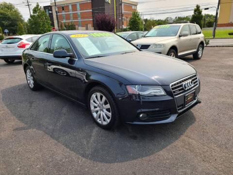 2012 Audi A4 for sale at Costas Auto Gallery in Rahway NJ